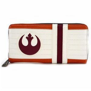Loungefly x Star Wars X-Wing Cosplay Wallet